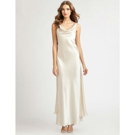 Dress, approx $538, ABS at Saks Fifth Avenue | Top Ten Non