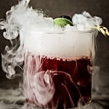 Drinks: Blackberry Sage Margarita