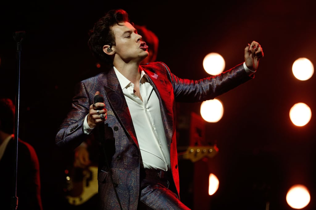 The Ultimate Harry Styles Workout Playlist