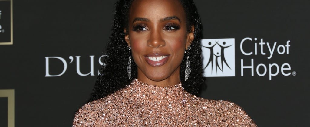 Kelly Rowland in Lifetime's Merry Liddle Christmas Movie