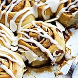Flaky Almond Cinnamon Buns