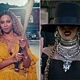 Different Beyoncés in Lemonade