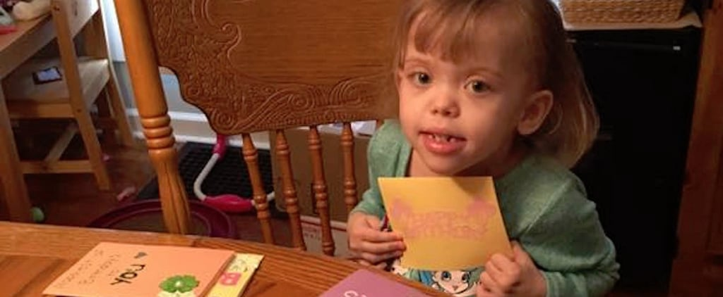 Strangers Send Birthday Cards to Young Cancer Patient