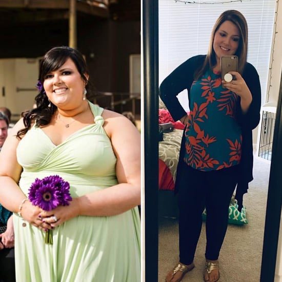 87-Pound Weight Loss Transformation