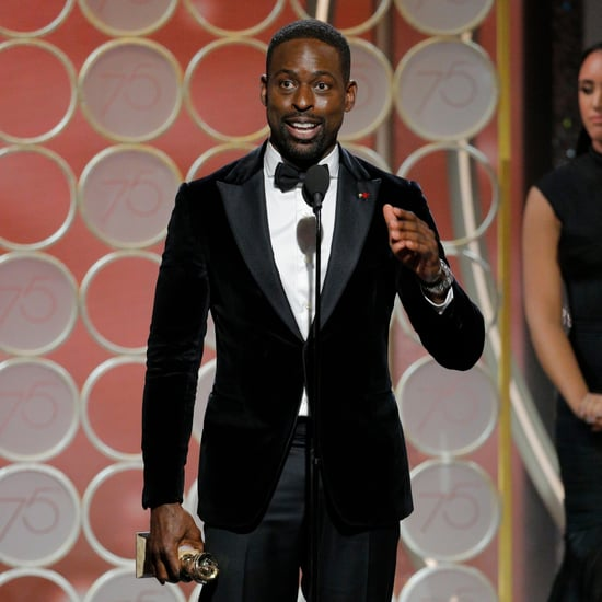 Sterling K. Brown's Speech at the 2018 Golden Globes Video