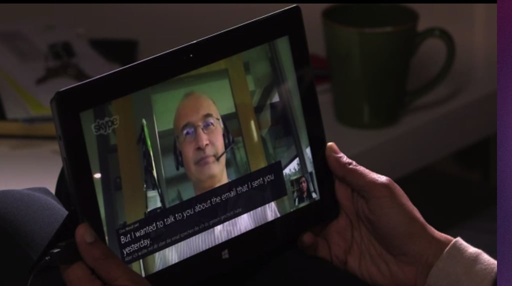 Skype will also bring the feature to mobile devices.