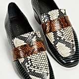 Freda Salvador Rock Mid Heel Loafer