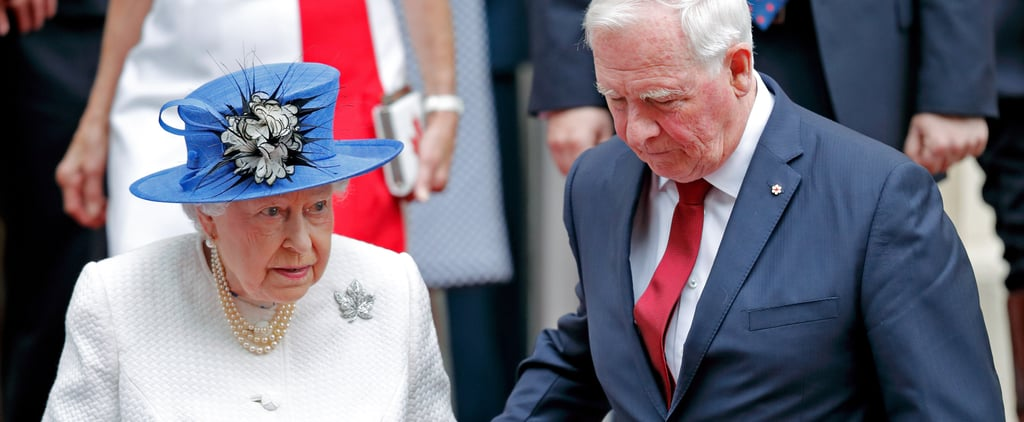 Why Everyone Is Freaking Out Over This Photo of Queen Elizabeth II