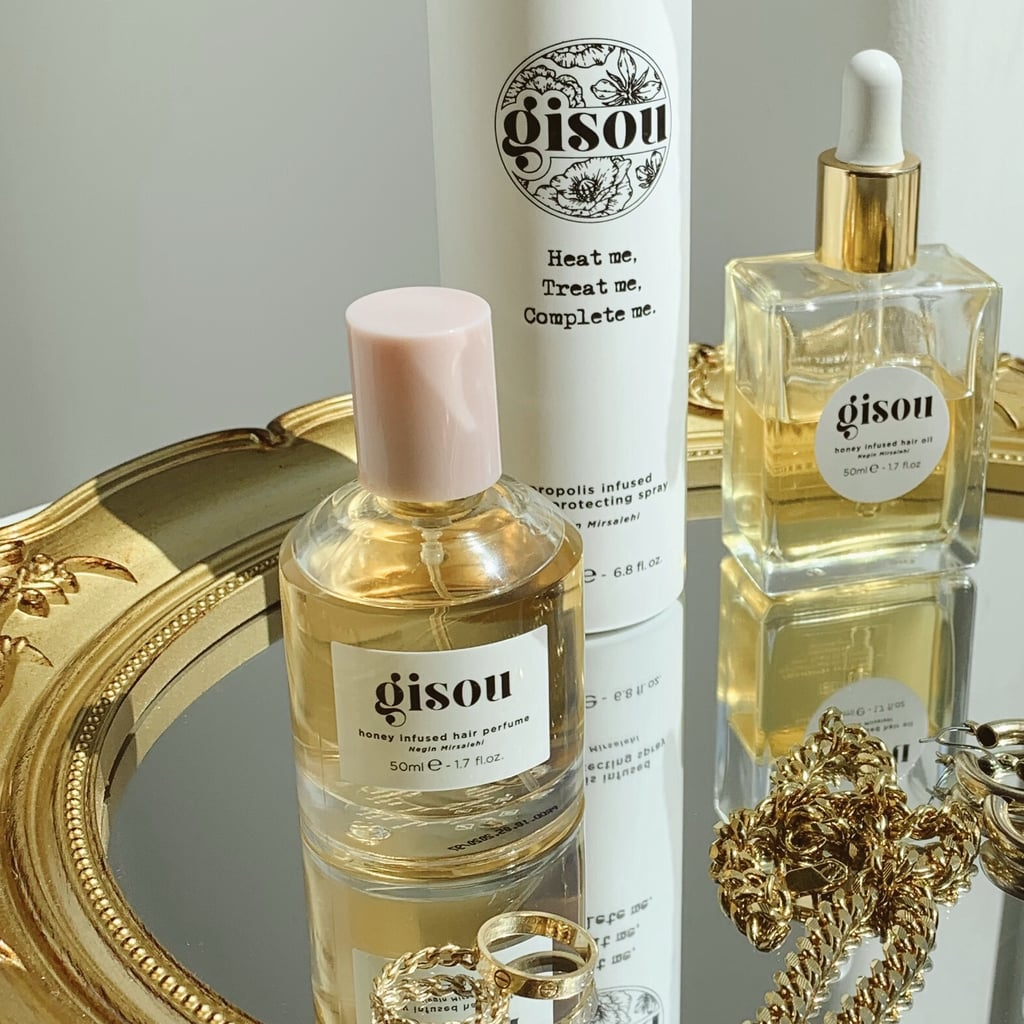 Gisou Honey Infused Hair Oil and Hair Mask Review