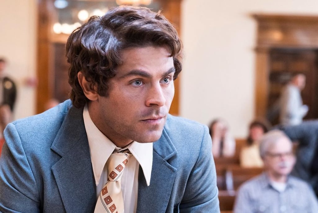 Zac Efron as Ted Bundy Photos