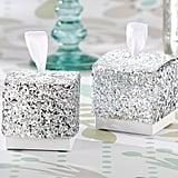 Glitter Favor Box