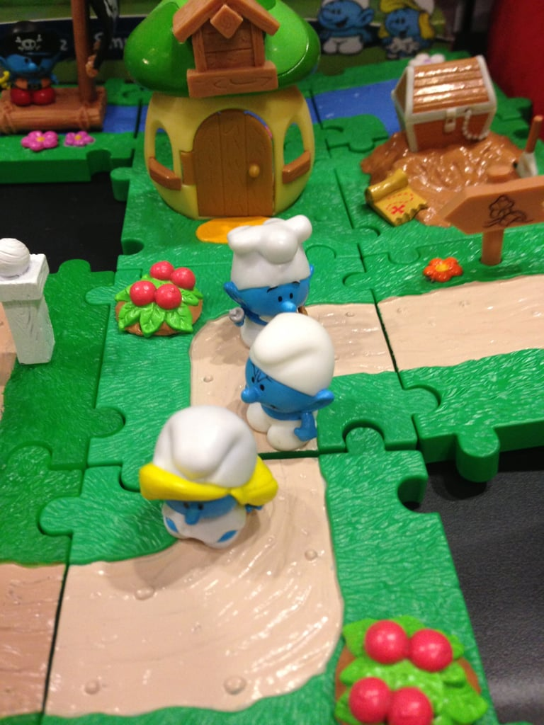 The Smurfs Gear Up For Movie #2