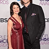 Cute Pictures of Jared Padalecki and His Wife