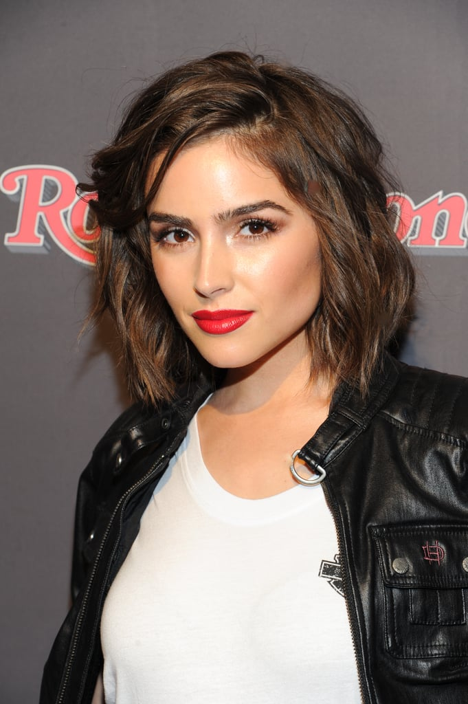 Olivia Culpo Best Bob Hairstyles For 2016 Popsugar