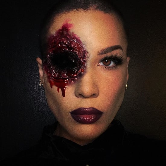 Best Celebrity Halloween Beauty Looks of 2020