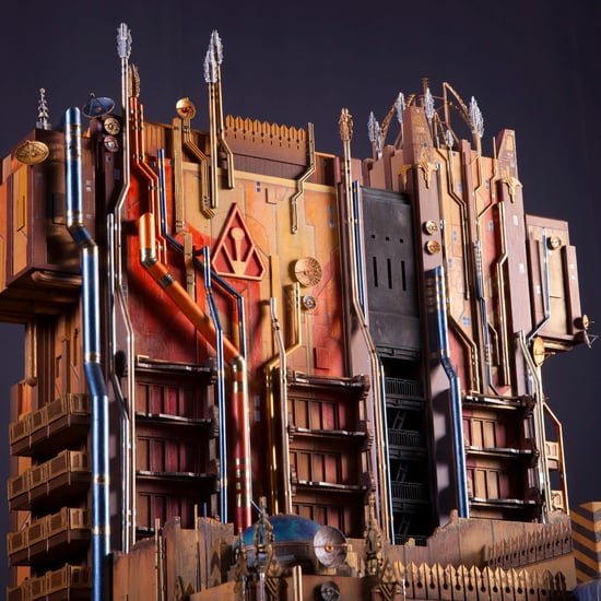 Guardians of the Galaxy Ride at Disneyland
