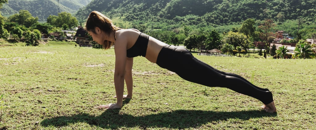 10-Minute Bodyweight Ab Workout