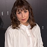 Noomi Rapace posed at the Prometheus premiere in Paris.