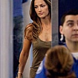 Minka Kelly Flies Solo Without Her Roommate Leighton Meester