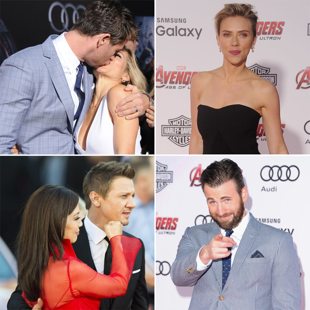 PDA, Play-Fighting, and Plenty More Fun Moments From the Avengers Premiere