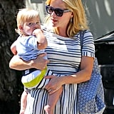 Reese Witherspoon was out with Tennessee in LA on Saturday.