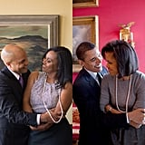 This Couple Channeled the Obamas For Their Swoon-Worthy Engagement Photos