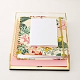 Ban.do Flash Gold Acrylic Stacking Filing Tray