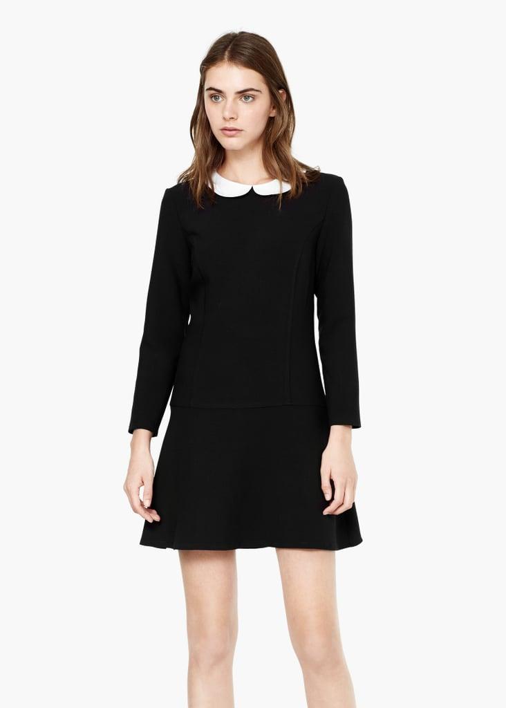 Mango Babydoll Dress ($60)