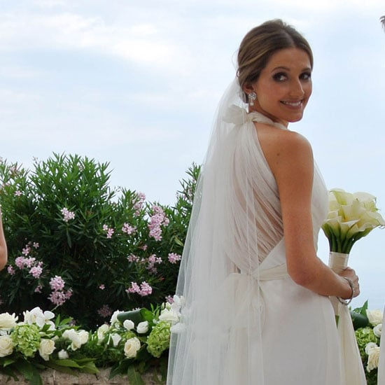 Pictures of Kate Waterhouse and Luke Ricketson's Italian Wedding in Taormina: See Her Beautiful Wedding Dress