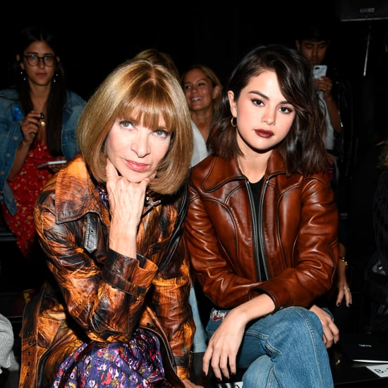 Celebrities Front Row at Fashion Week Spring 2018