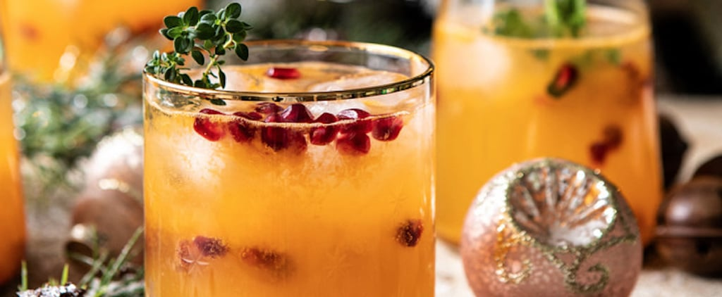 Signature Wedding Drinks For Winter