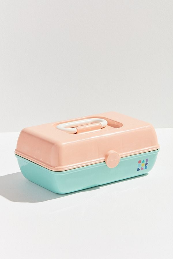 You Had a Caboodle Full of Stuff to Get Ready With in the A.M.