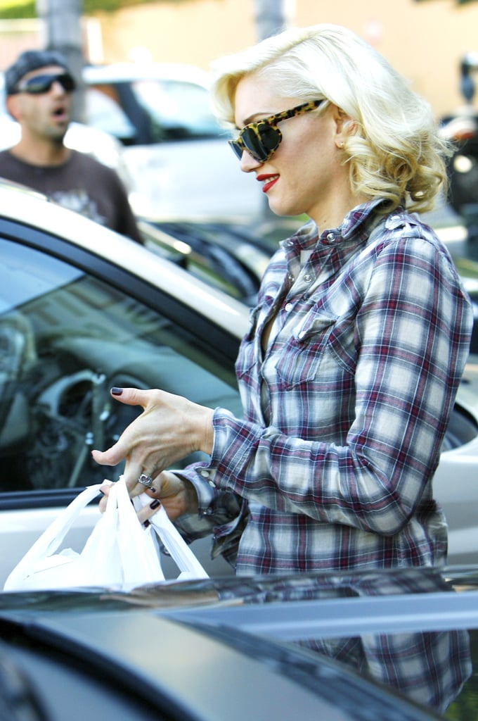 Photos of Gwen Stefani and Gavin Rossdale on a Valentine's Day Date
