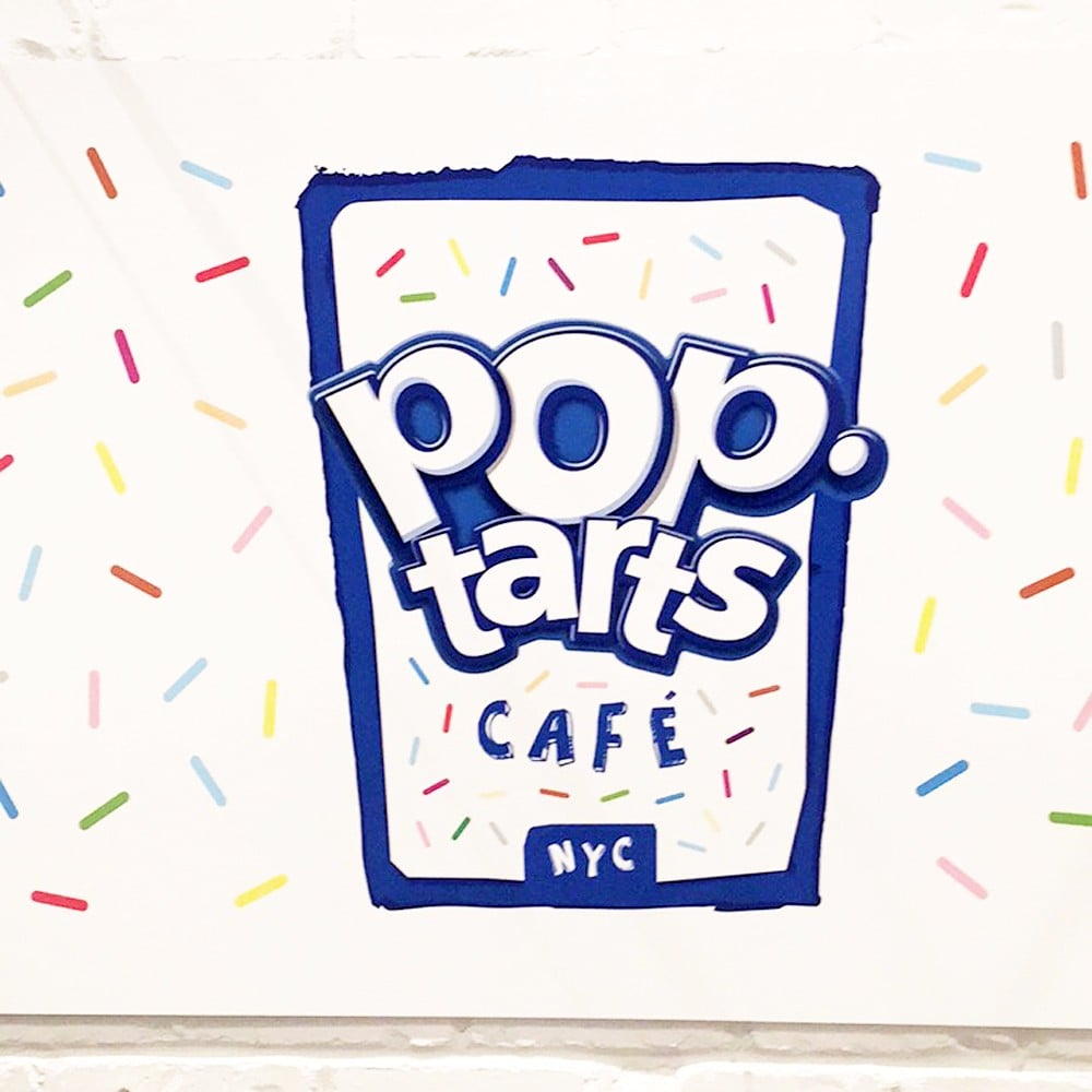 Pop-Tarts Cafe in NYC