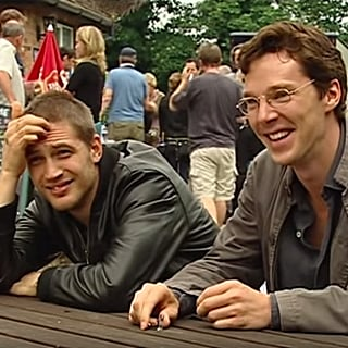 Old Video of Tom Hardy and Benedict Cumberbatch