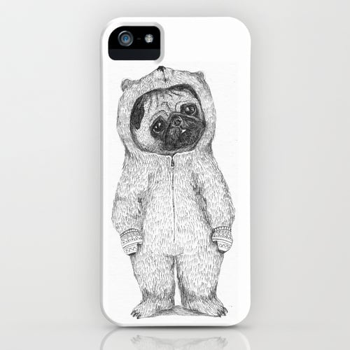 Winter is coming, dear pug — cozy up in a bear suit ($35).