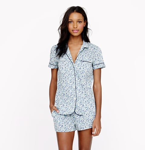 A girl can never have too many pajamas. This sweet J.Crew Liberty vintage pajama set ($158) would make a young mom happy every time she slips it on.