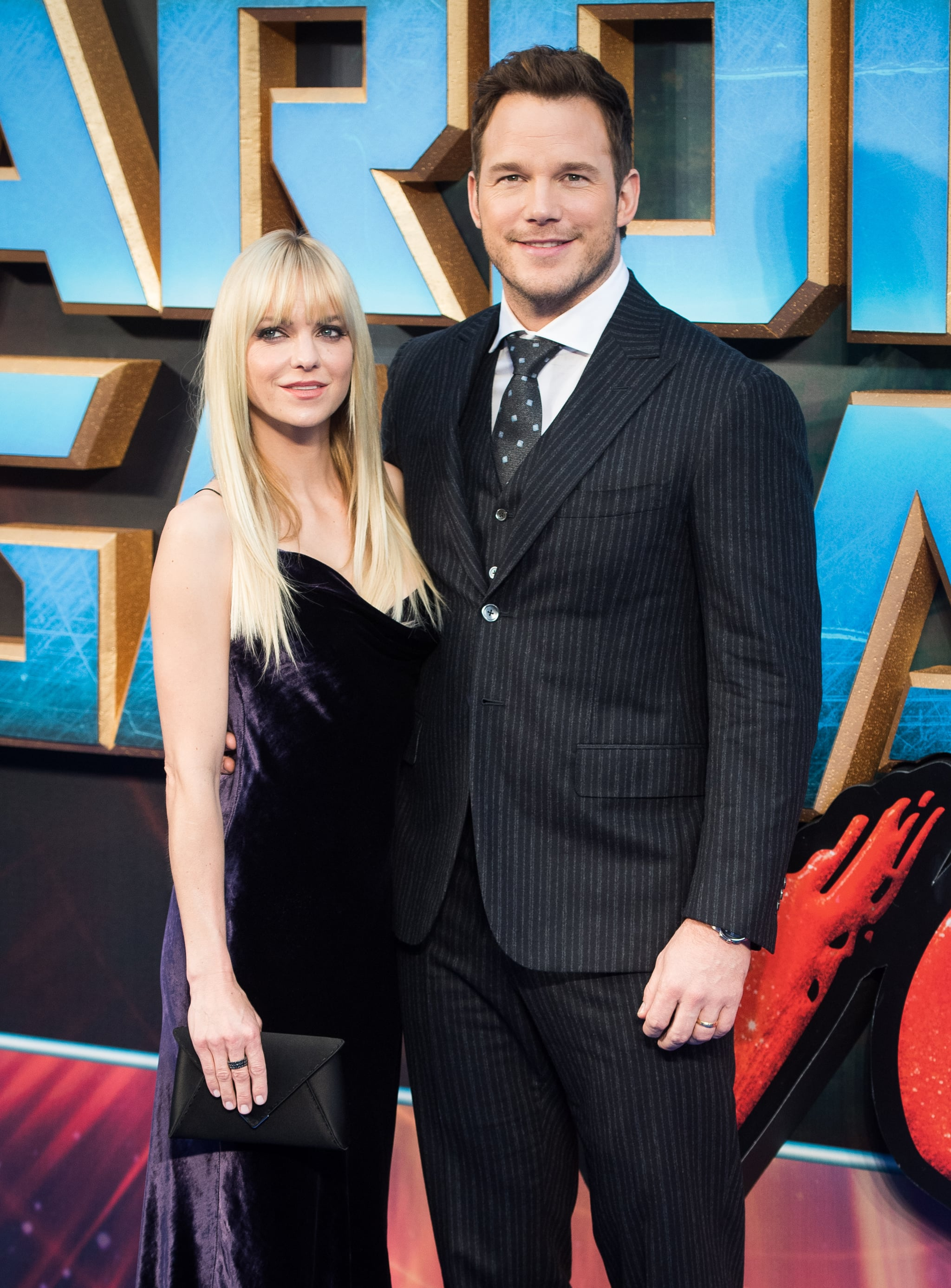 Allegra Rose Edwards anna faris responds to chris pratt's engagement | popsugar