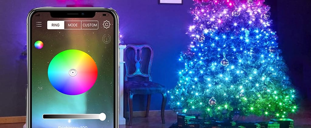 Shop the Best Phone-Controlled LED Christmas Lights