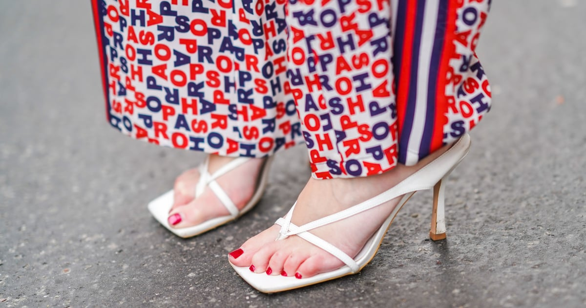 I'm Into These 17 Chic Pairs of Sandals — They Are Right on the Money