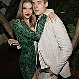 Barbara and Dylan at the Sports Illustrated Swimsuit Issue Launch in May 2019