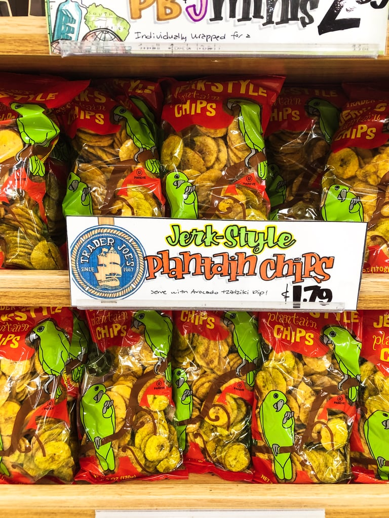 Next Time You're Craving a Crunchy Snack, Try One of These Healthier Chips From Trader Joe's