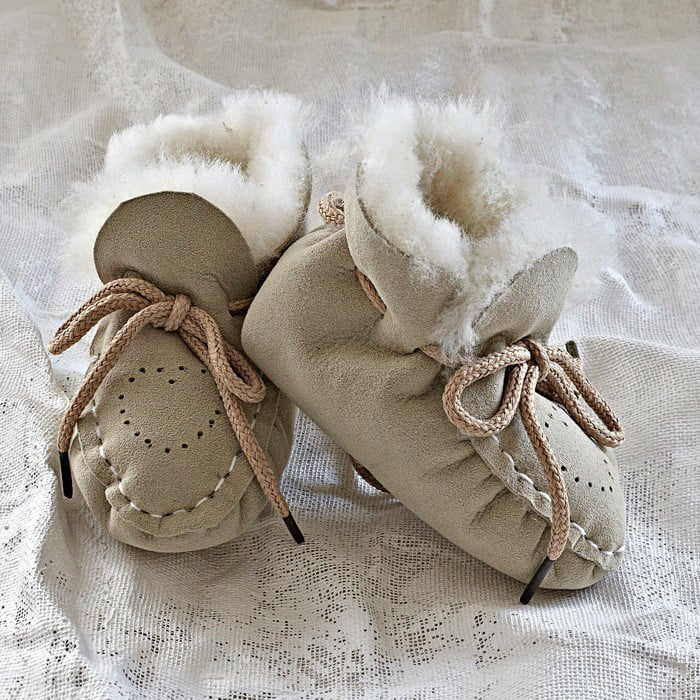 Sole-d!: Miniature Moccasins