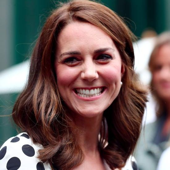 Kate Middleton Short Hair 2017