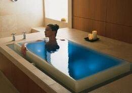 Relax Already: Take a Bath