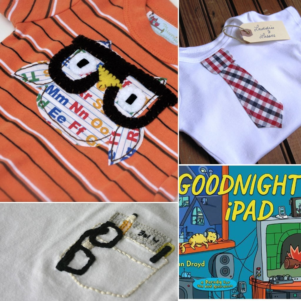 Geeky Baby Clothes