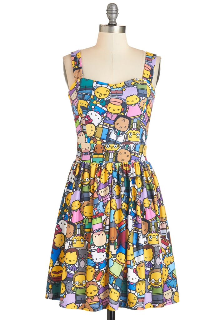 D'oh Happy Day Dress ($120)