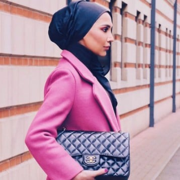 L'Oreal Paris Casts Hijab-Wearing Model Amena Khan