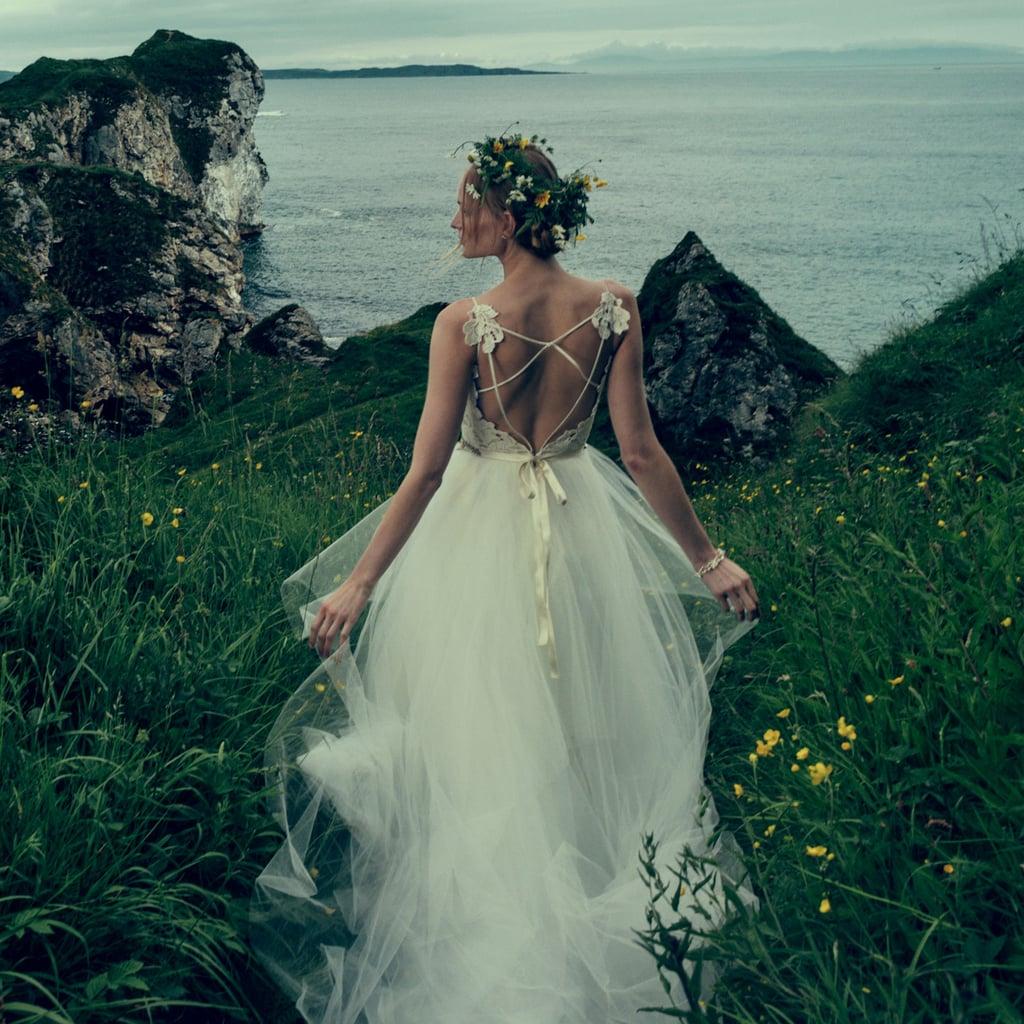 BHLDN Autumn Wedding Dress Collection
