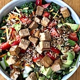 Add Tofu to Salads